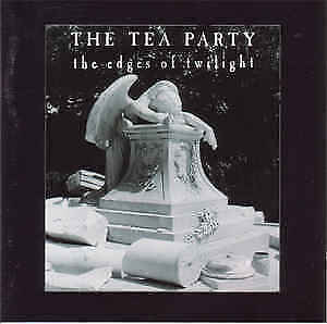 The Tea Party ‎– The Edges Of Twilight CD