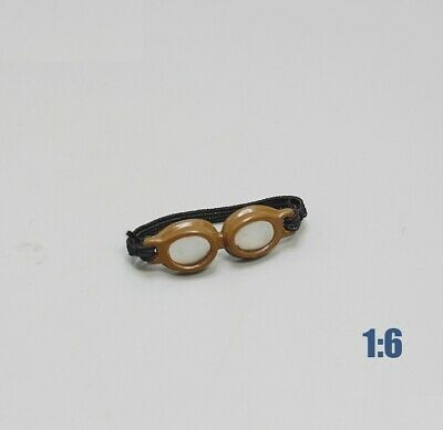 """1//6 Hot WWII Pilot Goggles for 12/"""" Action figure Toys"""