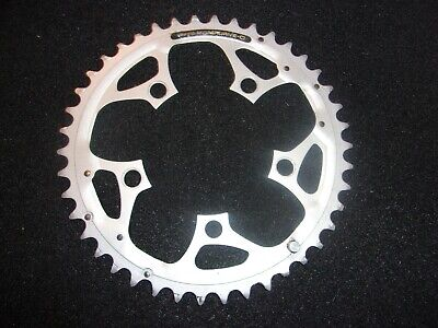 5//6//7//8-Speed Shimano Deore MT60-SG 46T MTB Chainring NEW 110BCD NIB NOS