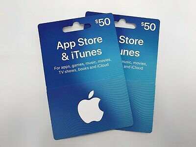$50 App Store Card (Australian App Store Only) - Delivery via Email or Pickup
