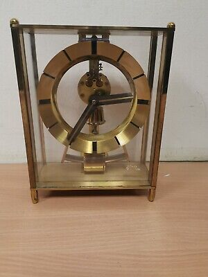 Antique Kieninger & Obergfell Kundo Electronic Mantle Clock Spare and Parts  uu