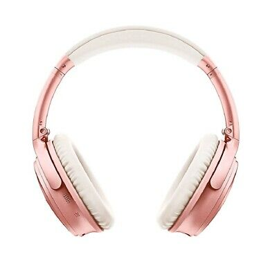 Bose QC35II QuietComfort 35 II Noise Cancelling Headphones - Rose Gold Edition
