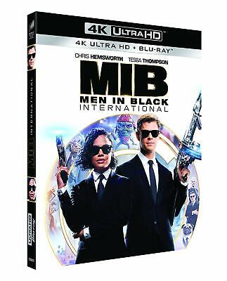 Men in black international 4K Ultra HD (2019) 2 Blu Ray PRENOTAZIONE