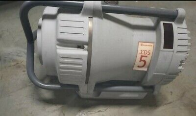 Edwards xds5 Dry  scroll vacuum pump  Tested working