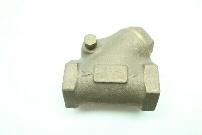 Crane Bronze Check Valve 1in Npt 150