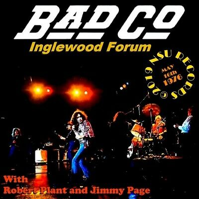 BAD COMPANY   LIVE AT THE INGLEWOOD FORUM  1976 May 16th LTD 2 CD