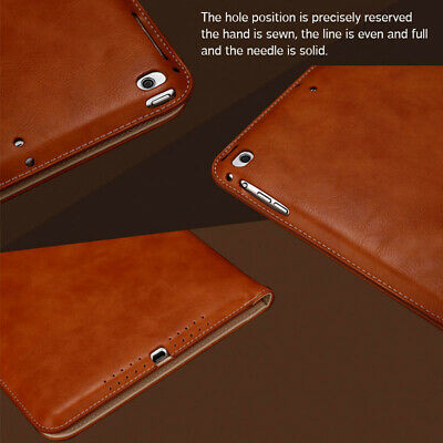 "Luxury Leather Wallet Smart Stand Case Cover For Apple iPad 7th Gen 10.2"" 2019 ."