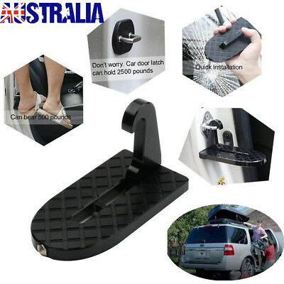 Vehicle Access Roof Of Car Door Step Give You a Step Easily Rooftop Doorstep