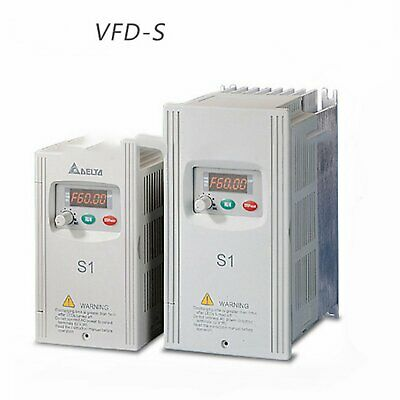 1PC New Delta Inverter VFD-S Series VFD004S21A 1 year warranty