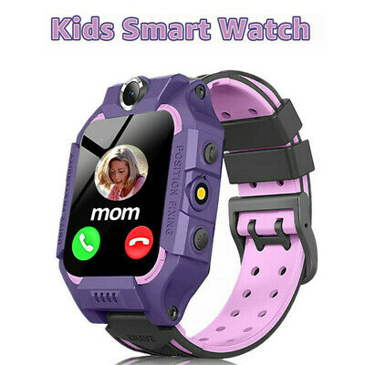 Anti-lost Kids Tracker Watch Smart Watch with SOS Call LBS For Girls Boys Gifts