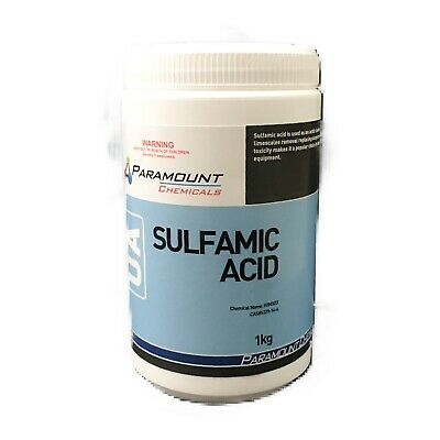 sulfamic acid High Purity 1Kg Fast And Free Postage