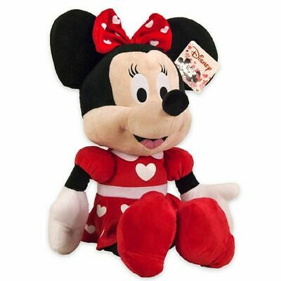 Minnie Maus Hearts | Disney | Softwool Plüsch Figur 27 cm | Minnie Mouse