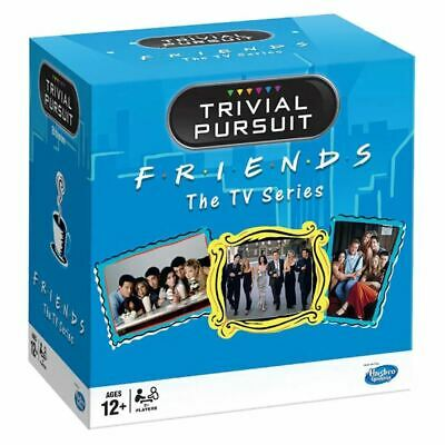 FRIENDS Trivial Pursuit Game Authentic Winning Moves 038342 Brand New
