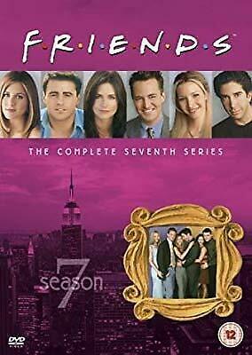 Friends: Complete Season 7 - New Edition [DVD] [1995], , Used; Good DVD