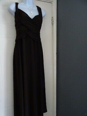 Ladies Stunning  Phase Eight Long  Evening Special   Occasion    Dress  Sz 14