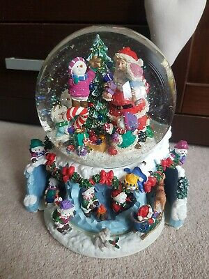 **Kirkland Christmas Musical Snowglobe*Have Yourself A Merry Little Christmas**