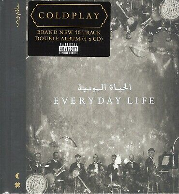 COLDPLAY - Everyday life (lim. edition) (2019) CD digibook