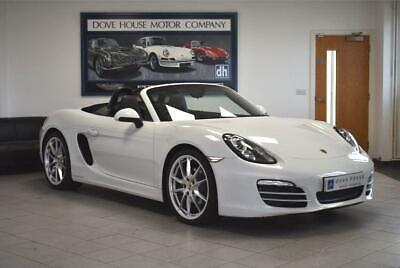 Porsche Boxster (981) 2.7 with FANTASTIC SPEC and ONLY 1 OWNER