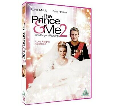 [DVD] The Prince & Me 2: Royal Wedding