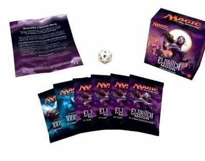 Eldritch Moon PreRelease kit New (6 Packs + In Box) MTG Magic the Gathering