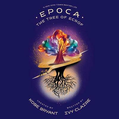 Epoca: the Tree of Ecrof: Island of the Gods by Ivy Claire Hardcover Book Free S