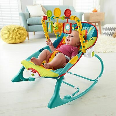 Tremendous New Infant To Toddler Rocker Baby Seat Swing Chair Bouncer Machost Co Dining Chair Design Ideas Machostcouk