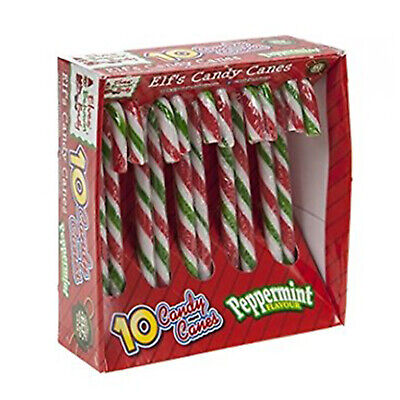 Elves Behaving Badly Naughty Elf Candy Canes On The Shelf - Box of 10