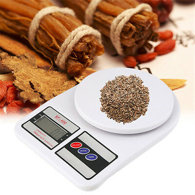 10kg/1g Precision Electronic Digital Kitchen Food Weight Scale Home Kitchen  UK