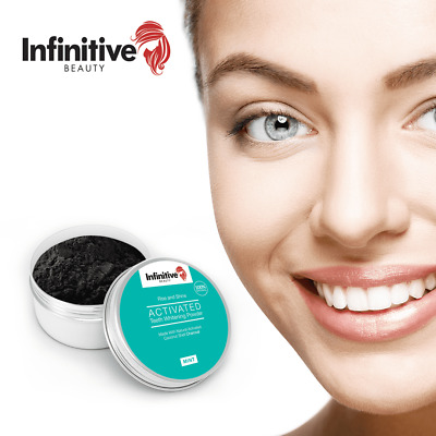 Infinitive Beauty Witte tanden - Teeth Whitening Powder