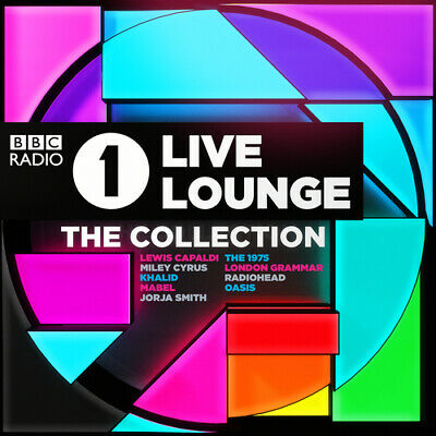 Various Artists : BBC Radio 1's Live Lounge: The Collection CD 2 discs (2019)