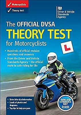 The Official DVSA Theory Test for Motorcyclists, Driver & Vehicle Standards Agen
