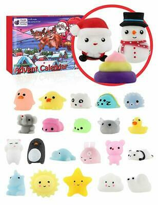 Squeezems ADVENT CALENDAR Squishy