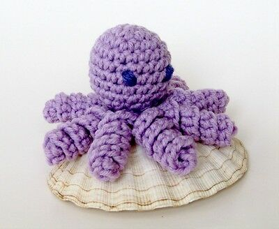Mini Octopus Crochet Pattern | FaveCrafts.com | 328x400