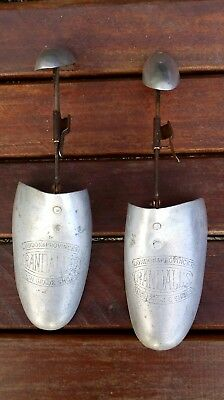 Pair of Vintage, Adjustable London & Provinces - Randall's Shoe Stretchers