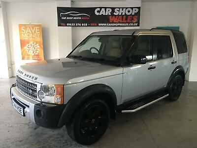 2005 Land Rover Discovery 3 4.4 V8 Hse Estate Petrol