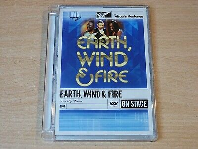 Earth, Wind & Fire/Live By Request/2008 DVD