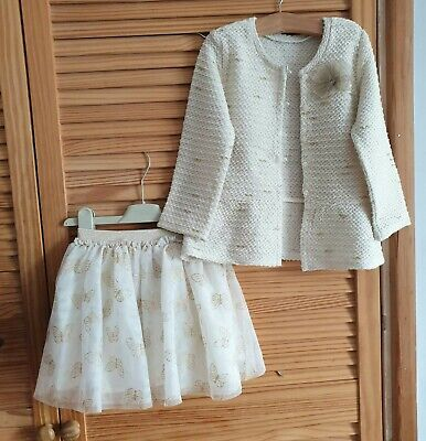 Worn once Girls outfit 3-4y