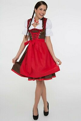 Dirndl Annemarie Size 44 - New with Tags (Dirndl+Apron Only)
