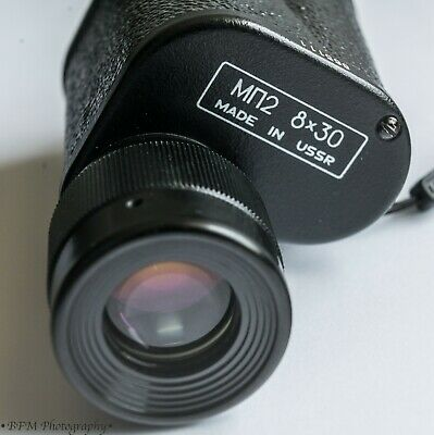 Helios Monocular 8x30 made in USSR