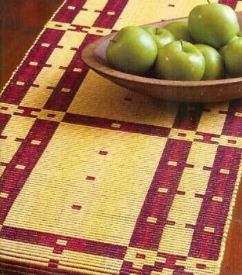 Handwoven magazine sept/oct 2005: samitum, rosepath rugs