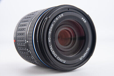 Olympus Zuiko Digital 40-150mm f/4-5.6 ED AF Zoom Lens for Four Thirds 4/3 V17