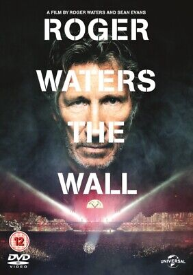 Roger Waters the Wall DVD R4