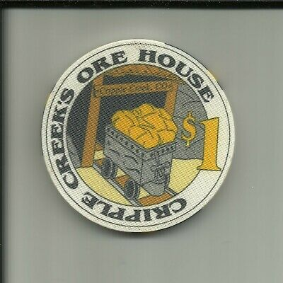 $1 Ore House  Casino Chip- Colorado