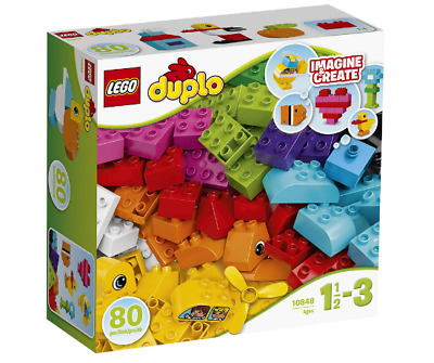 LEGO DUPLO My First Bricks 10848 Playset Toy - Free Postage in Australia
