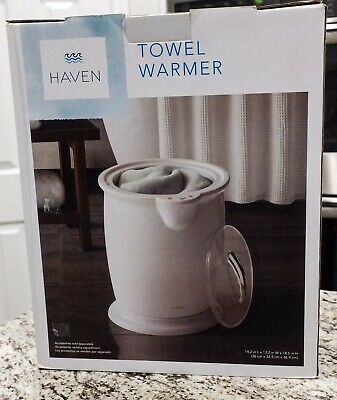 Haven Towel Warmer Large 2 Over-sized Towels Robes Blankets