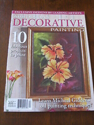 Australian Decorative Painting: Vol. 15 No. 1 (2008):10 Projects : Preloved