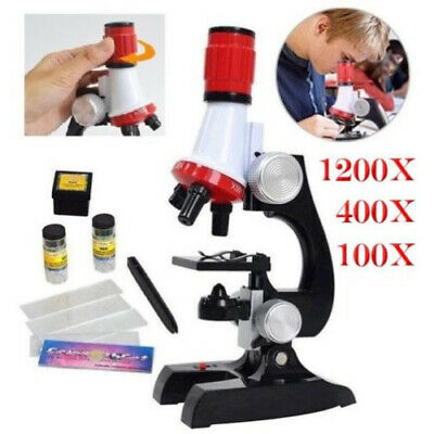 Microscope Kit Science Educational Toys For Kids Chemistry Lab Set Smithsonian