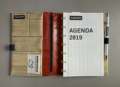 "Freitag Mod. "" Agenda "" Ref F26 - New & Unused"