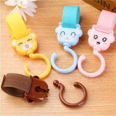Baby Stroller Accessories Cartoon Hook Carriage Hanging  Carts Bag Gifts C