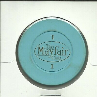 $1 Mayfair Cruise Lines Chip